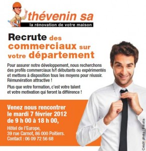 Journee recrutement Thévenin